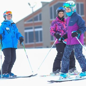 Picture of Season Ski Boots Only Rental